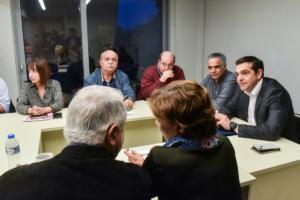 Τσίπρας: Αποκαλυπτικός για την αναθεώρηση του Συντάγματος