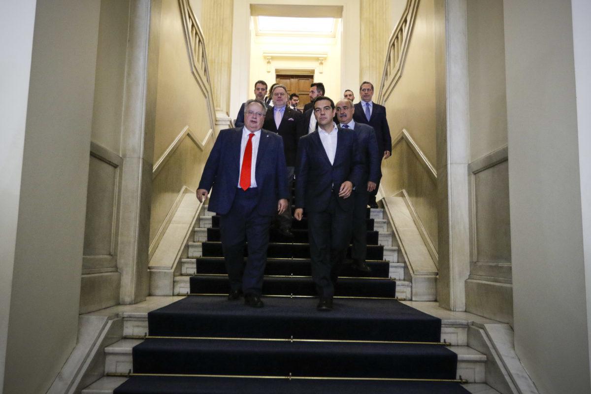 Η βόμβα Κοτζιά για επέκταση της Αιγιαλίτιδας Ζώνης και η Τουρκία – Η μη αντίδραση του Τσίπρα