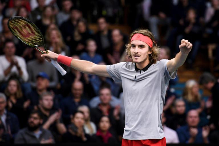 Τσιτσιπάς: Ιστορικός τίτλος για το ελληνικό τένις! Το… σήκωσε στη Στοκχόλμη