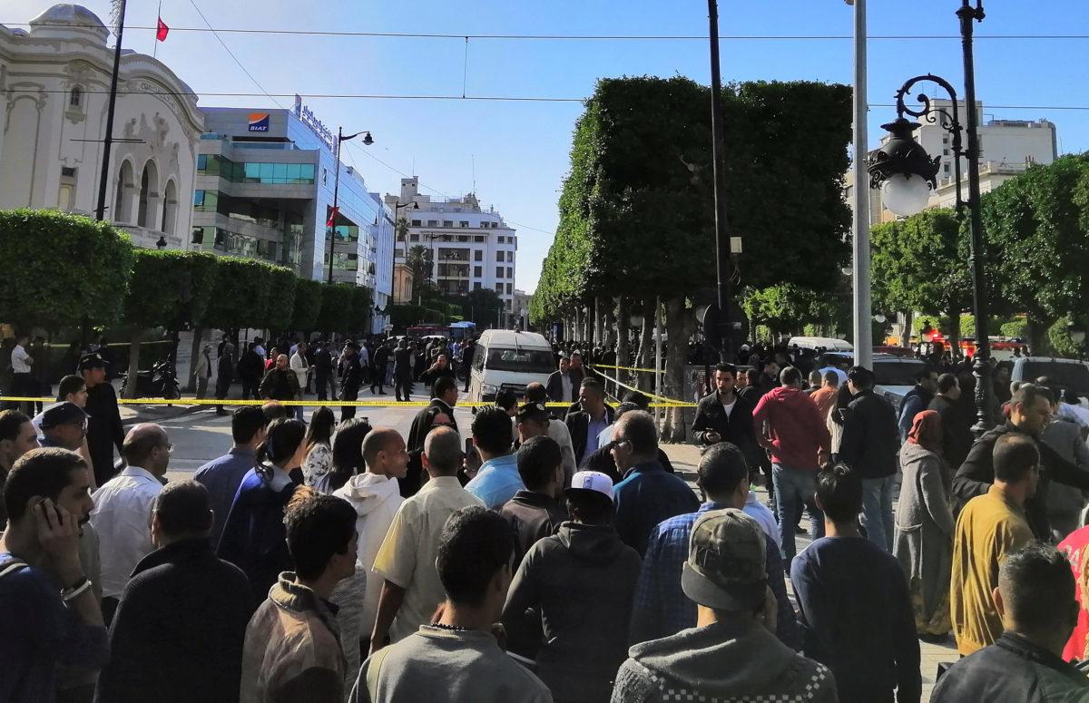 Διπλωματούχος και άνεργη η καμικάζι αυτοκτονίας της Τυνησίας