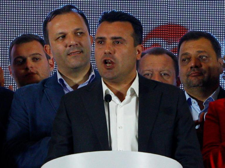 """Δημοψήφισμα ΠΓΔΜ: """"Πύρρειος"""" νίκη Ζάεφ – Συντριπτικό το ποσοστό υπέρ του """"Ναι"""""""