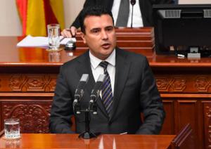 """Σκόπια: Κρίσιμες ώρες! """"Ψάχνεται"""" ο Ζάεφ – Μιλά για… κανονικότητα"""