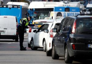 Πετρελαιοκίνητα… τέλος στο κέντρο της Μαδρίτης!