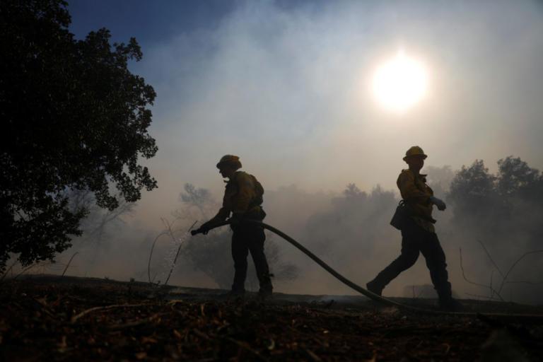 Καλιφόρνια: Κόλαση πυρός δίχως τέλος [pics]