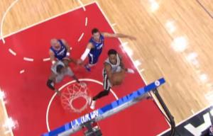 "NBA: ""Χόρεψε"" στον αέρα! Το ""τρελό"" καλάθι του Ντεροζάν – video"