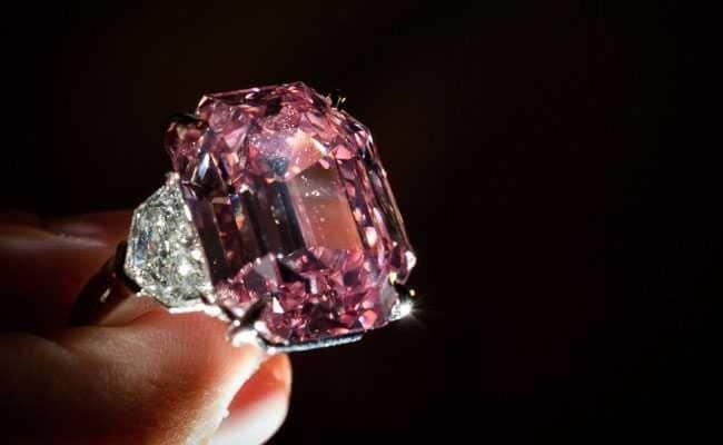 Διαμάντι αξίας 44 εκατομμυρίων ευρώ! Ροζ και σπάνιο