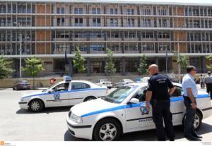 """Θεσσαλονίκη: Τηλεφώνημα για βόμβα στα δικαστήρια – """"Έχει τοποθετηθεί μέσα στο Πρωτοδικείο""""!"""