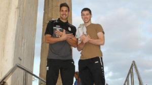 Ολυμπιακός – Ντουντελάνζ: Χειρονομία… με αετό στην Ακρόπολη! [pic]