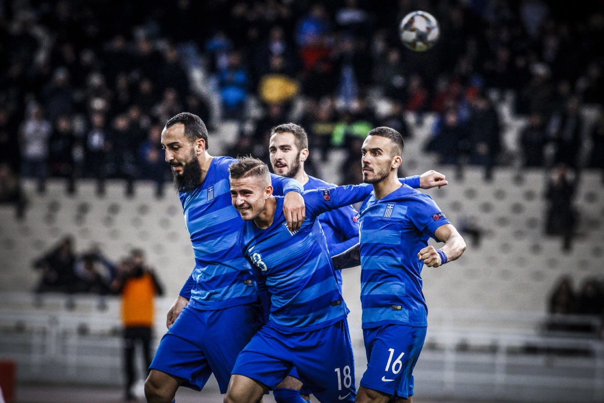 Εθνική Ελλάδας – Nations League: Στόχος η δεύτερη θέση στον όμιλο