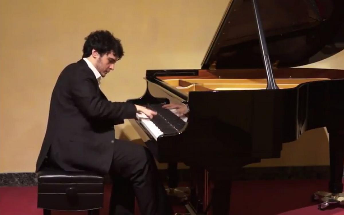 Διεθνής διάκριση για Έλληνα πιανίστα
