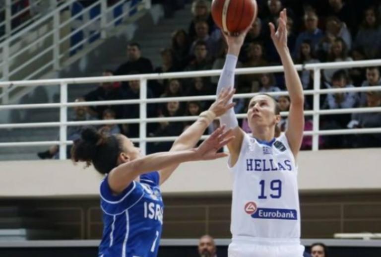 Σαρωτική η Εθνική γυναικών αλλά… εκτός Eurobasket 2019! video