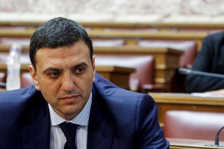 Κικίλιας: Ο ΣΥΡΙΖΑ δεν καταλαβαίνει τον ψυχισμό των Ελλήνων στα εθνικά θέματα