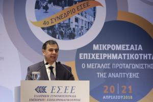 Δεν θα είναι υποψήφιος στον Πειραιά ο Βασίλης Κορκίδης