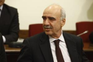 Εκτός της Επιτροπής Αναθεώρησης του Συντάγματος ο Βαγγέλης Μεϊμαράκης