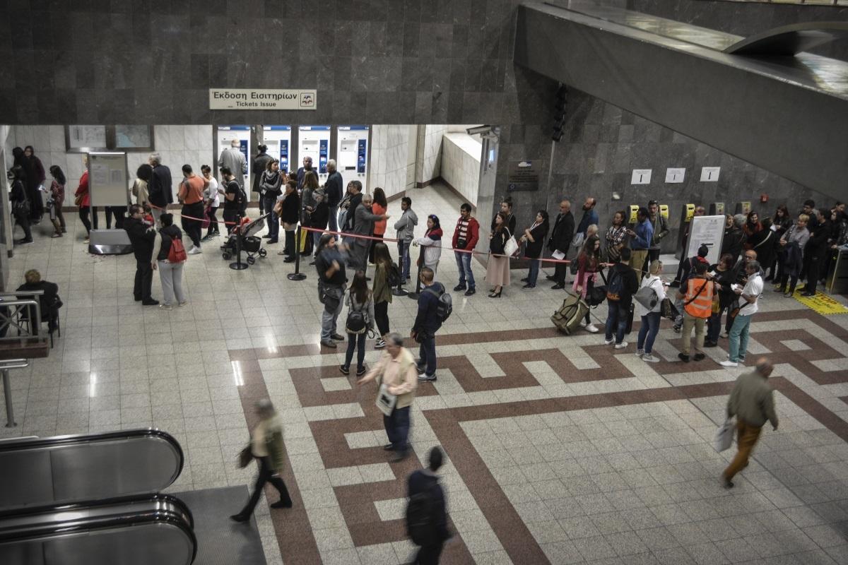Μετρό: Ξαναρχίζουν τα απευθείας δρομολόγια για Αεροδρόμιο