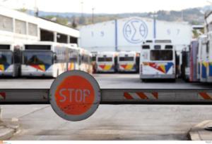 Απεργία – ΟΑΣΘ: Πώς θα κινηθούν τα λεωφορεία την Τετάρτη!