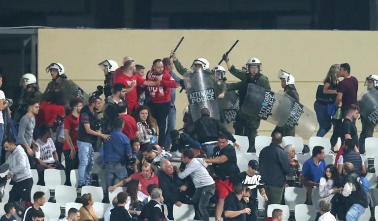 Ολυμπιακός: Καμία ανησυχία για ενδεχόμενη ποινή ενόψει Παναθηναϊκού