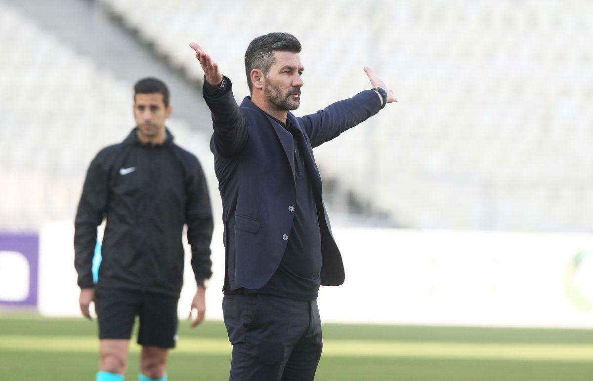 """ΑΕΚ – Ουζουνίδης: """"Δεν έχει χαθεί το πρωτάθλημα! Δεν νιώθω πίεση"""""""