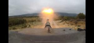 Φωτιά και ατσάλι – Εντυπωσιακές βολές από ελικόπτερα, άρματα και βαρέα όπλα