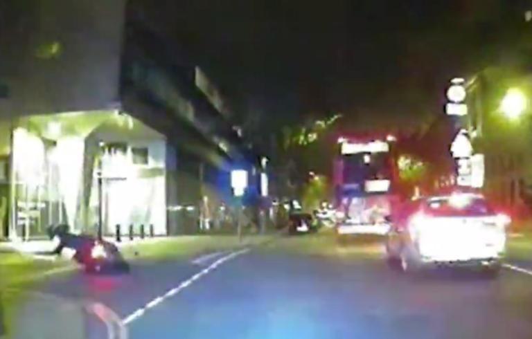 Κλέφτες και αστυνόμοι! Πλάνα που κόβουν την ανάσα! – Video