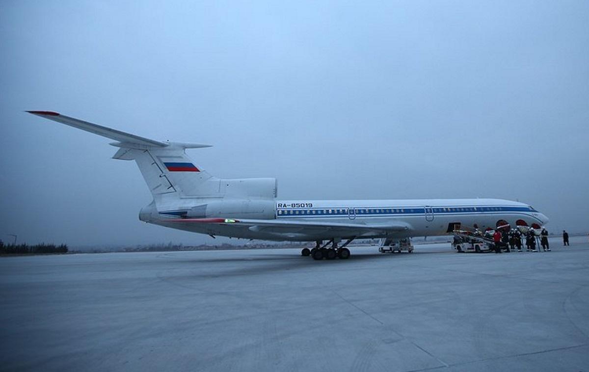 Μόσχα: Αεροπλάνο για Αθήνα σκότωσε άνθρωπο στο διάδρομο απογείωσης!
