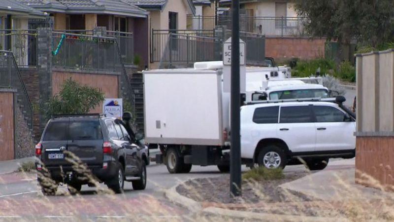 Συνελήφθη ο άνδρας που απειλούσε να ανατιναχθεί στο Περθ της Αυστραλίας