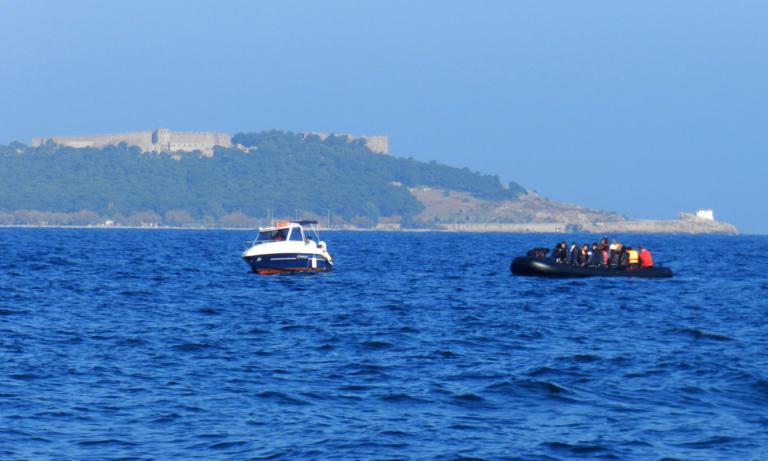 Αλεξανδρούπολη: Εντοπίστηκαν 30 πρόσφυγες σε θαλάσσια περιοχή
