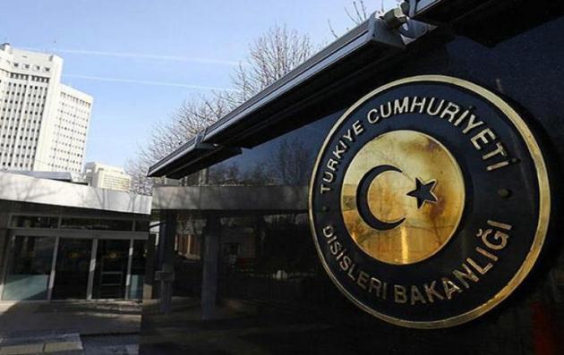 Η Τουρκία τώρα επικαλείται το διεθνές δίκαιο θάλασσας και το σεβασμό του!