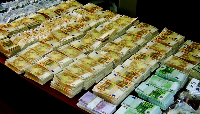 Στα 4,6 δισ. ευρώ το ταμειακό πρωτογενές πλεόνασμα