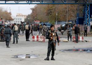 """Αφγανιστάν: Το """"Ισλαμικό Κράτος"""" ανέλαβε την ευθύνη για τη νέα πολύνεκρη επίθεση στην Καμπούλ"""