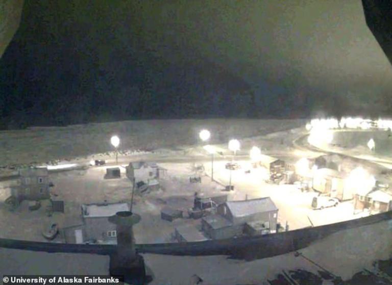 Αυτή η πόλη στην Αλάσκα δεν θα δει τον ήλιο για 65 ημέρες! [video]
