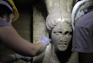 Αμφίπολη – τάφος: Πότε θα είναι επισκέψιμος ο λόφος Καστά!