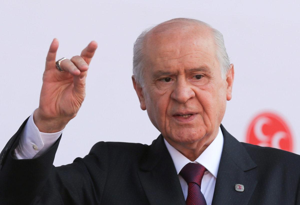 Ο Μπαχτσελί ζητά ενεργοποίηση των S-400 επειδή ο Μπάιντεν αναγνώρισε τη γενοκτονία των Αρμενίων