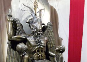 Η απίστευτη συμφωνία του Netflix με την Εκκλησία του Σατανά