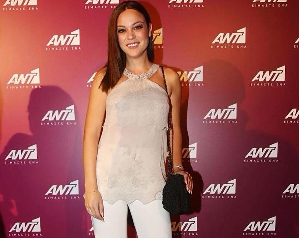 Μπάγια Αντωνοπούλου: Τέλος από τον ΑΝΤ1! Η άρνησή της που οδήγησε στην απόλυση | Newsit.gr