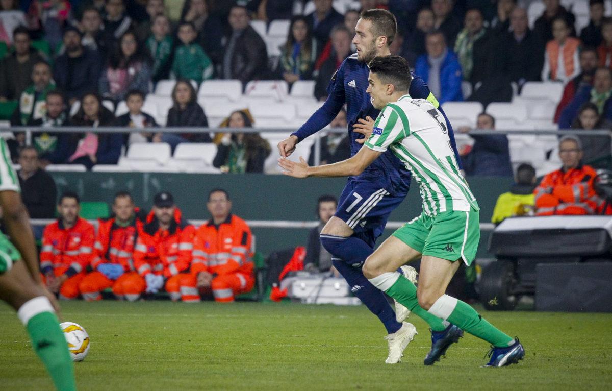 """Μπέτις – Ολυμπιακός 1-0 ΤΕΛΙΚΟ – Άστοχοι και πάλι οι """"ερυθρόλευκοι"""""""