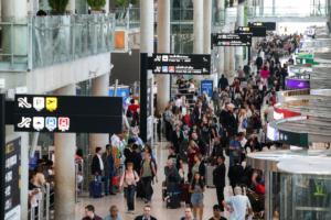 Βιομετρικός έλεγχος στους επιβάτες αεροπορικών πτήσεων! Πώς θα λειτουργεί
