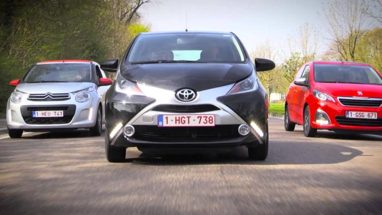 Η Toyota εξαγόρασε την κοινοπραξία της με το group PSA
