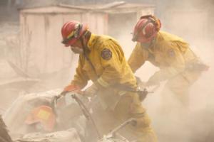 Καλιφόρνια: Μεγαλώνει η λίστα του θανάτου – 48 οι νεκροί από τις φωτιές