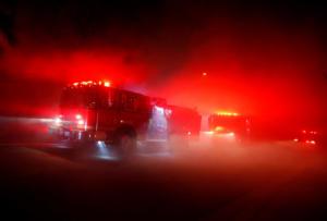 Καλιφόρνια: Ξεκίνησε η μακάβρια καταμέτρηση – Πέντε νεκροί από την τεράστια φωτιά