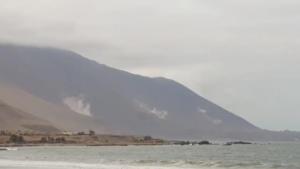 Σεισμός 6,2 Ρίχτερ στη Χιλή – video