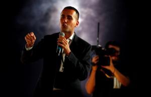 Ντι Μάιο: Ακύρωσε ομιλία στο Κορλεόνε της Σικελίας λόγω… μαφίας!