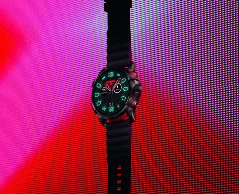 Η νέα γενιά smartwatch της Diesel περνά τη wearable τεχνολογία σε άλλο level