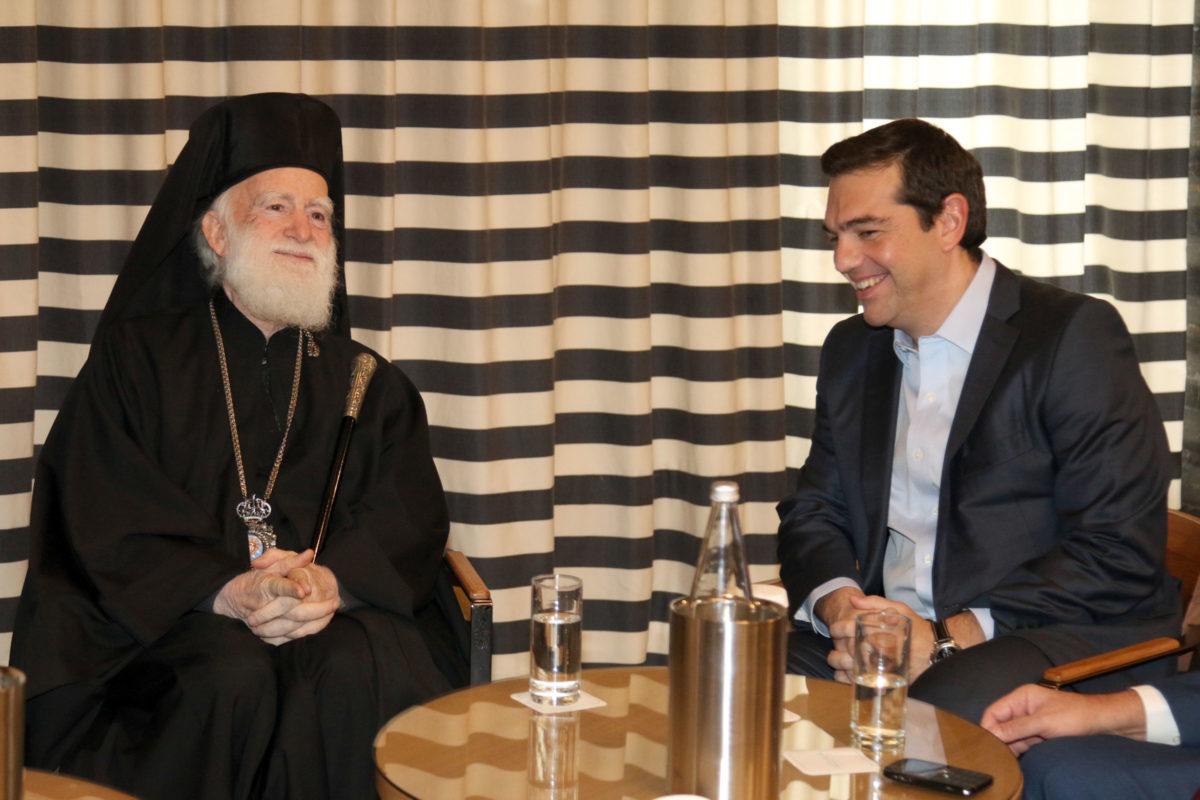 Δυσαρέσκεια στην Εκκλησία της Κρήτης για τη συμφωνία Τσίπρα – Ιερώνυμου