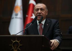 Ταγίπ Ερντογάν: Δεν θα ανεχθώ επέκταση της ελληνικής αιγιαλίτιδας ζώνης στα 12 ναυτικά μίλια