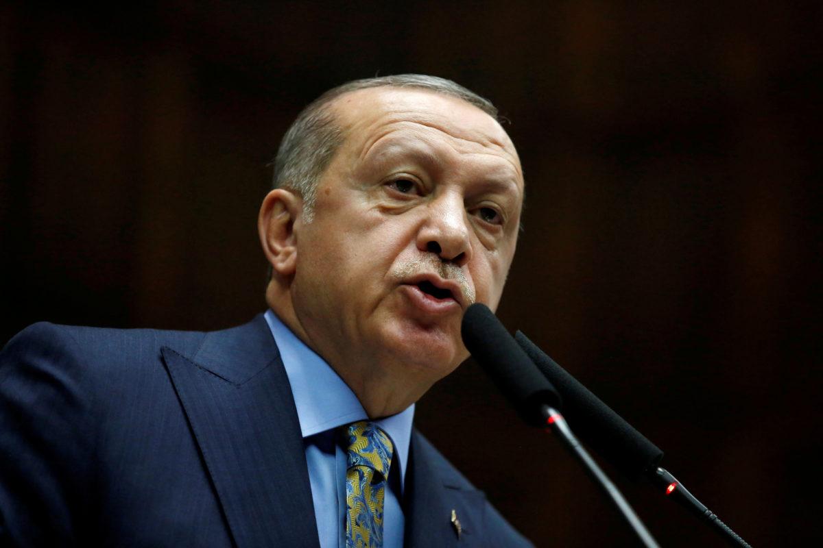 Παραλήρημα Ερντογάν! Ο Καβαλά θέλει να διαλύσει την Τουρκία παρέα με τον… Σόρος!