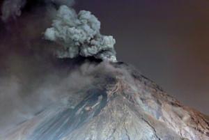 Λήξη συναγερμού για το ηφαίστειο Φουέγο στη Γουατεμάλα