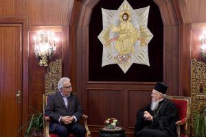 """Συμφωνία Τσίπρα – Ιερώνυμου: """"Ιερά εξέταση"""" στο Φανάρι για Γαβρόγλου"""