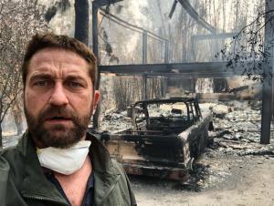 Καλιφόρνια: Κάηκε το σπίτι του Τζέραρντ Μπάτλερ στο Μαλιμπού – video