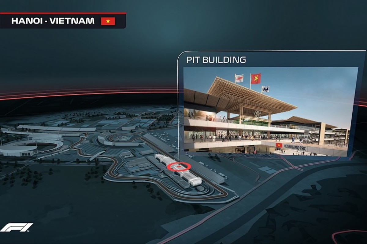 H Formula 1 πάει Βιετνάμ από το 2020